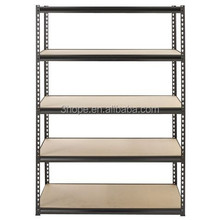 warehouse bolt basic shop SHELVING storage angle steel Light duty adjustable Q235 rack industrial and factory supplier
