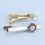 Custom atmosphere style souvenir tie clip men's gift set cufflinks tie clip
