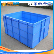 200L Large Logistic Plastic Storage Container Strong Moving Boxes Sale