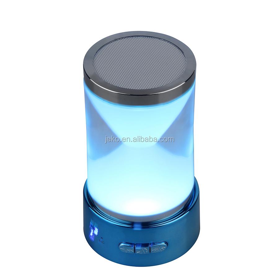 2015 Lastest Cool Desk Light Bluetooth Speaker Table Lamp