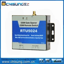 Gsm Relay Sms Call Remote Controller Gsm Gate Opener Switch For Control Home Appliance (RTU5024) Parking Systems