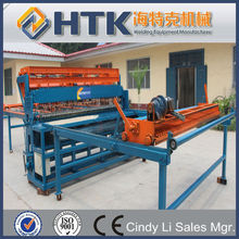 Crimped wire mesh machine factory
