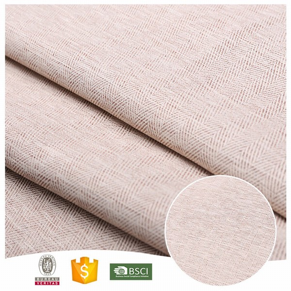 2017 Hot Sale in China Supplier Jacquard Curtain Fabric for Hotel aizkars