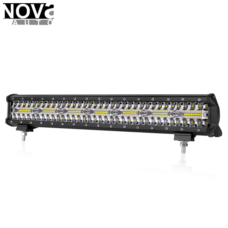 ATV Parts Car Accessories Light 20 Inch 12V Triple Row Led Light Bar