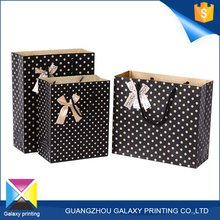 Wholesale cheap China factory printing manufactures shopping gift paper bag
