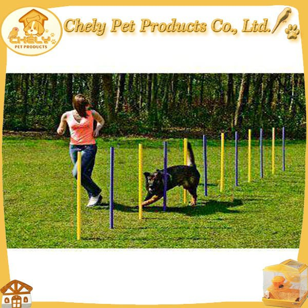 Cheap popular new dog slalom, dog training equipment Pet Training Products