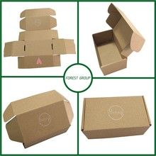 High quality machine grade Excellent Customized kiwi fruit corrugated paper tattoo products Packaging box