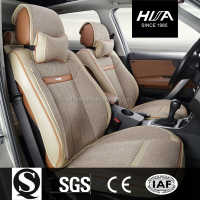 Polyester Leather Car Seat Covers Design for Interior Accessories Honda/Toyota/Buick
