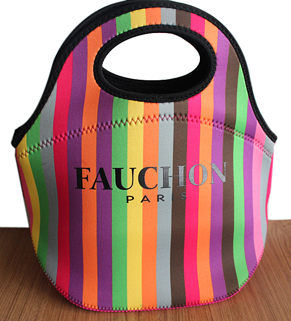 2017 Hot Wholesale Kids Insulated Cooler Neoprene Lunch Bag