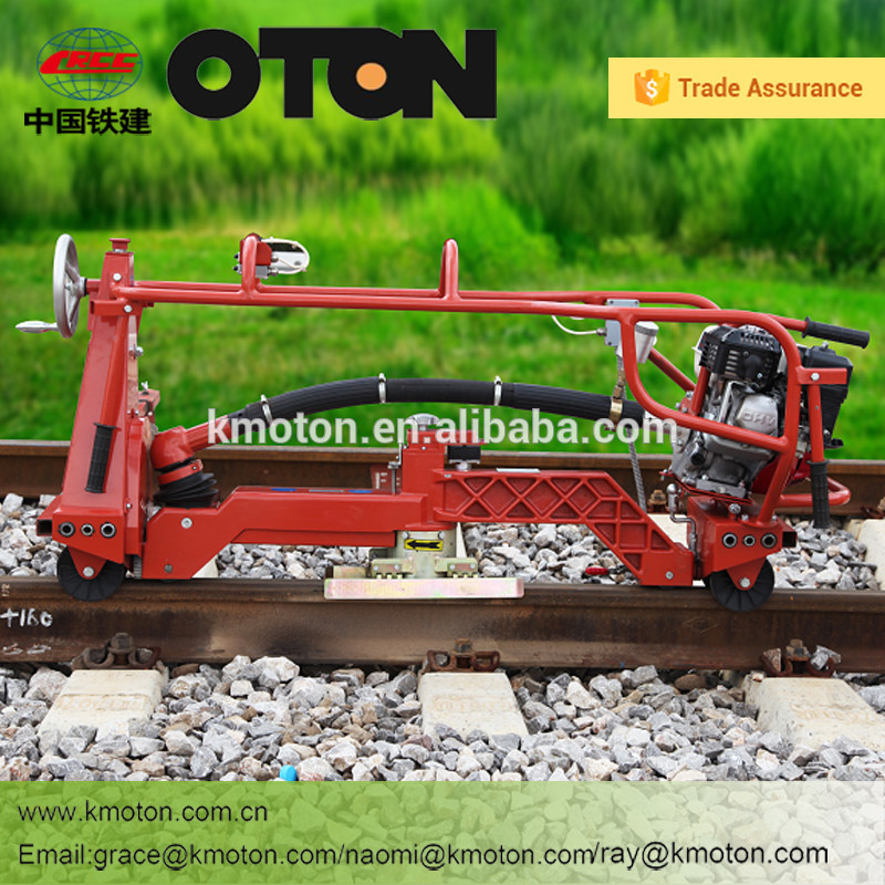 rail switch machine grinder