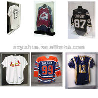 Manufacturing acrylic jersey display acrylic jersey case