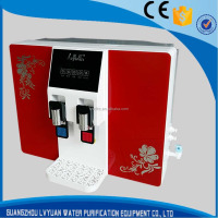 Desktop water dispenser with filter/bottleless desktop Ro water cooler from Guangzhou Manufacturer