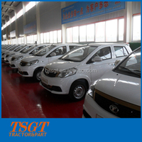 white color China factory supply new model nice electric car
