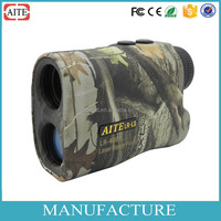 Laser rangefidner 6x24 monocular speed and range meter