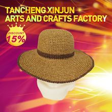 Customized High Quality Colombian Straw Hat Colorful Sombrero Hat