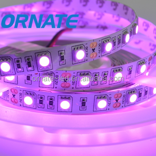 non waterproof led strip light led flexible strip light 5050