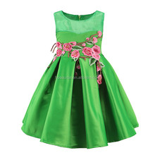 Latest Children Girls Birthday Dresses Flower Girls Party Dresses