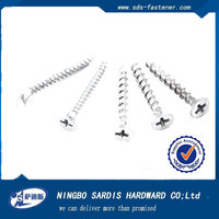 pan head triangle tapping screws wood screw