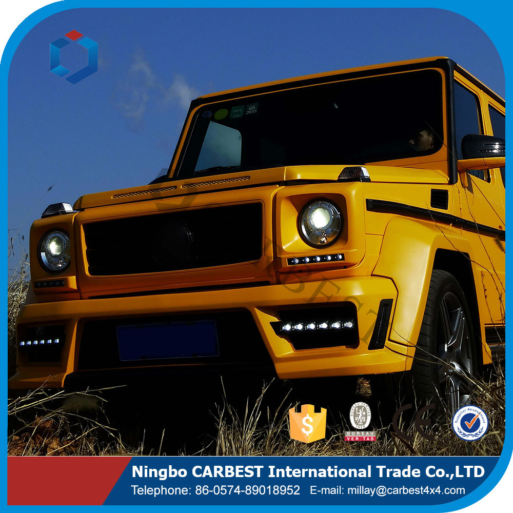 High Quality W463 GOLD BODY KIT for BENZ G65