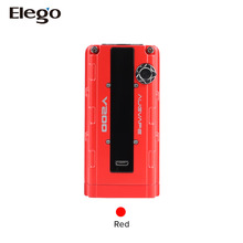 Wholesale Supplier Elego Offer 200W Augvape V200 Box Mod With Unique appearance inspired by the B18C engine