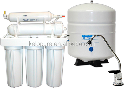Wholesale Price Household RO Water Filter/Home Appliance/Reverse Osmosis System Plant