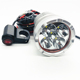 custom motorcycle led projector headlights for motorcycle spot light