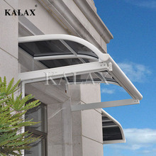 high quality free standing aluminum awnings canopies for doors and windows