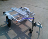 One Motorcycle Trailer For Sale TR0602