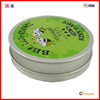 hight quality good round tin box container
