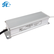 High quality 12v 5a 60w outdoor waterproof led lighting driver power supply, 12v 5a 60va switch power for led module light