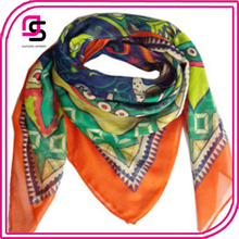 fashion colorful printed african scarf wholesale