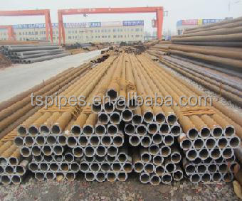 seamless black steel pipes astm a106 gr b for India Market
