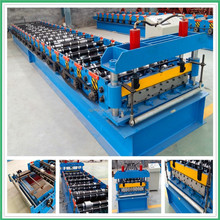 Easy Operation Iron Sheet Roofing/Wall Making Roll Forming Machine