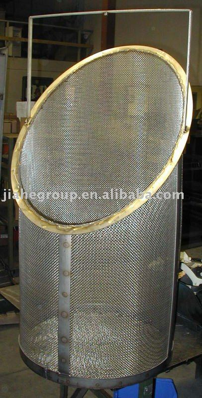 baskets for fabricated basket strainer buy strainer strainer product on alibabacom - Strainer Basket