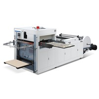 MSFD930A Automatic Label Rotary Die Cutting Machine