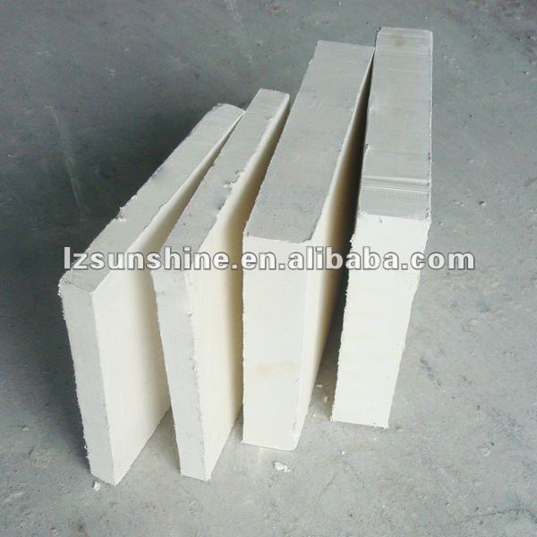 Manufacturers supply asbestos-free calcium silicate board HTB board