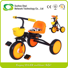 Yoler New Foldable Super Quality Hot Sale Kids Tricycle