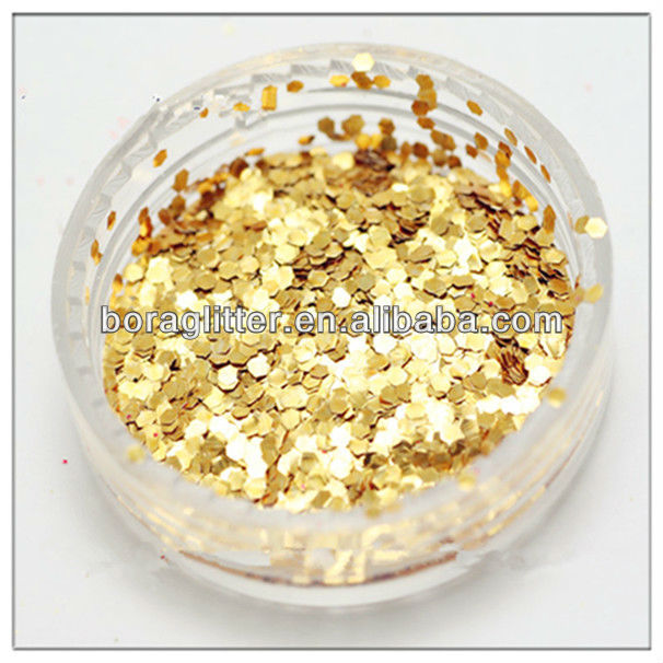 1/128'' Glitter Powder for Wedding invitation card