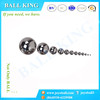 high quanlity 5.95mm 6mm stainless steel ball as steel bb