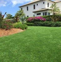 VIVATURF residential landscaping synthetic grass lawn,goods for garden and backyard