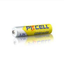 PKCELL brand rechargeable batteries nimh aaa 1.2v 1200mah battery with long life