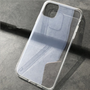 Transparent Slim Tpu Soft Cell Phone Case For New iPhone XI 5.8 2019