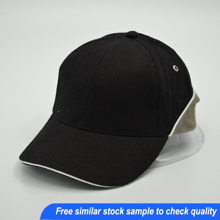 Cotton high quality custom embroidered hats,custom baseball cap
