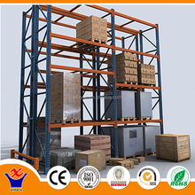 Apex Heavy Duty Blue And Orange Pallet Racking