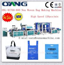 The newest Manufacture nylon bag making machine by Ounuo