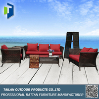 Modern Outdoor Furniture Garden Sofa Set