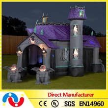 Halloween Decoration inflatable halloween haunted house