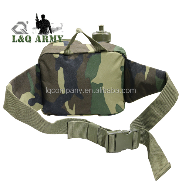 Tactical Waist Pack  Fanny Pack Outdoor Hiking Travel Large Army Waist Bag