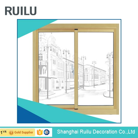 Modular Home Chinese Latest style glass window and door with European Standard