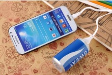 2012 best sale portable power bank 20000mah for samsung galaxy note2